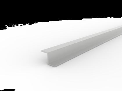 Z-profiel 15x20x15x2.0 brute  L 5000