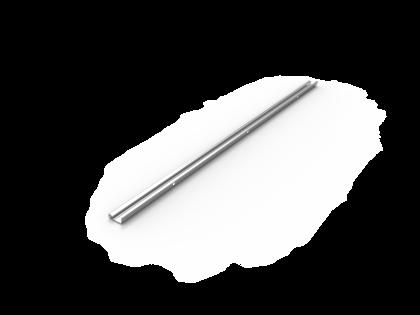 Spanprofiel 1.5 mtr brute (geponst)