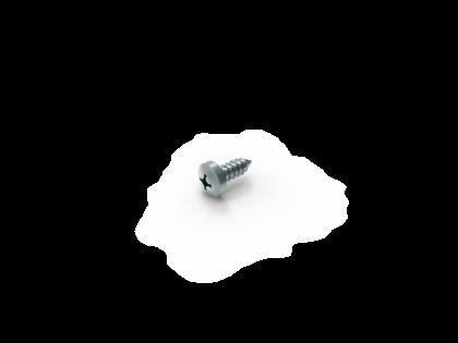 Plaatschroef 4.8x13 RVS
