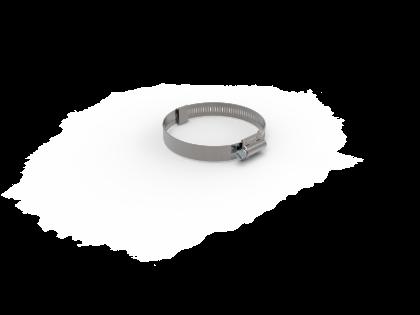 Hi-Torque bandklem 54-105mm RVS