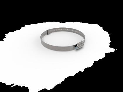 Hi-Torque bandklem 102-156mm RVS