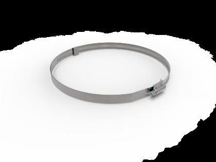 Hi-Torque bandklem 156-232mm RVS