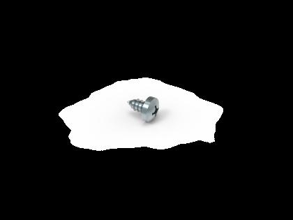 Plaatschroef 4.8x9.5 RVS