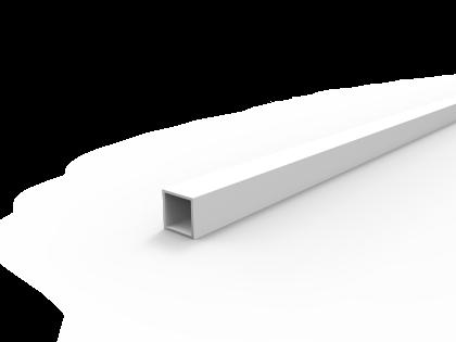 Afstand / verstevigings profiel RAL9016 (107055)