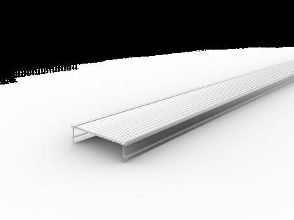 SlimLine S PC stormkap helder gestreept 6.15 m (Outdoor)