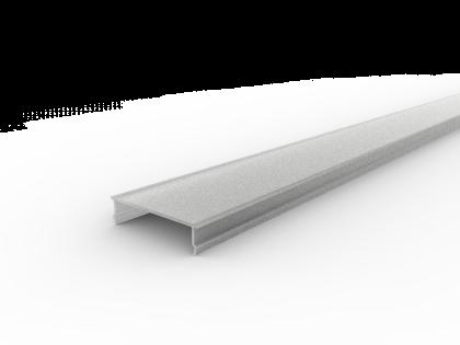 SlimLine S PC stormkap mat opaal 6.15 m (Outdoor)