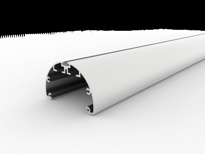 SlimLine S2 LED Lichtkoof 6.15 m. brute