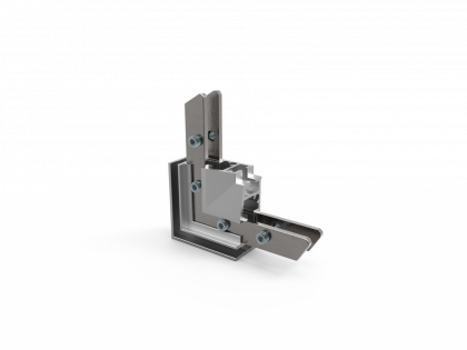Hoekoplossing T-Flex® 23 45x45 mm vom-1