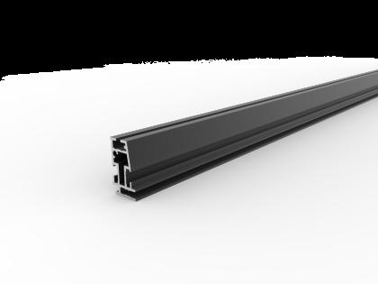T-Flex® 23 Spanframe 1-zijdig ZWART anod.