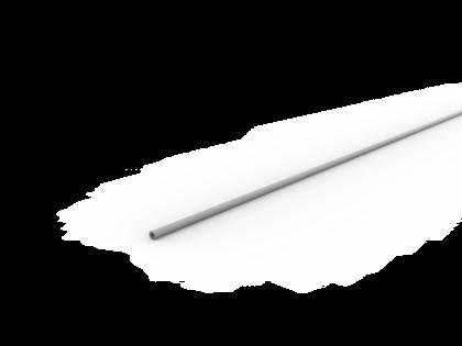 Keder PVC Inrol / grijs (200 m)