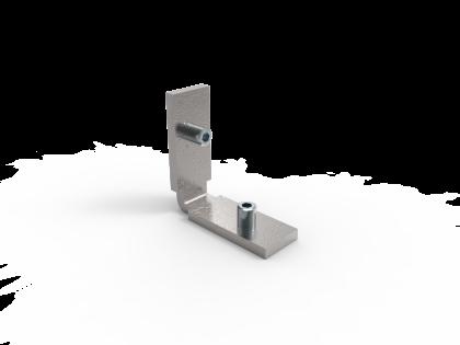 Hoekverbinder staal 17, 35 recht & 60 (+2i)