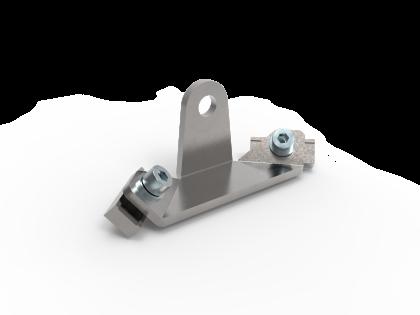 SpeeTex® Cube XXL RVS ophangbevestiging (+2BM8)