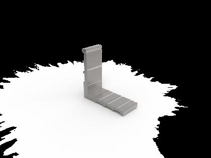 Hoekverbinder [131200] zagen uit 130170 op: 30 mm