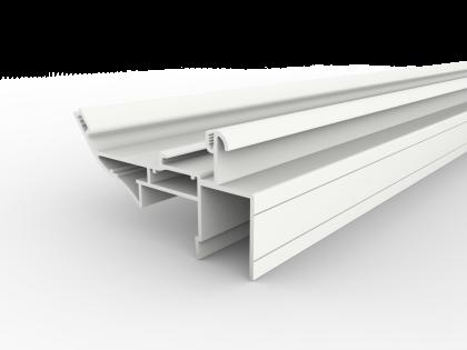 DainoFlex® Spanraam 140mm L 6100mm LED White