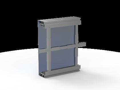 4-weg versteviger BillBoardFlex / DainoFlex® 40x30