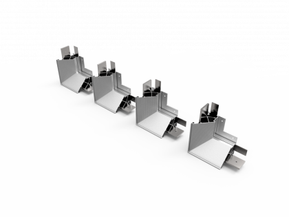 WR-Flex® Gelastte hoekstukken (4H+8S)