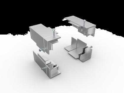 WR-Flex® afdekkapset (4K - re/li onder & boven)