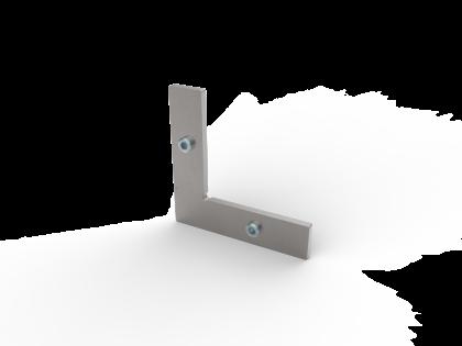 T-Flex® 70 Outdoor RVS hoekverbinder (+2B)