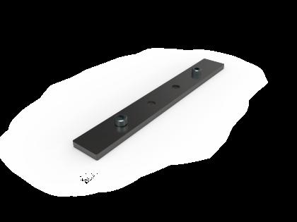 T-Flex® 70 Outdoor RVS rechte verbinder (+2B)