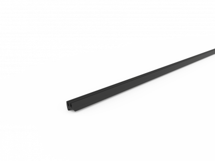 Afdichtings rubber S [4mm] rol = 150 meter