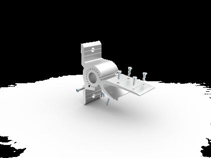 Verstelbare lamelhaak 45mm [133140 L200] vom-1