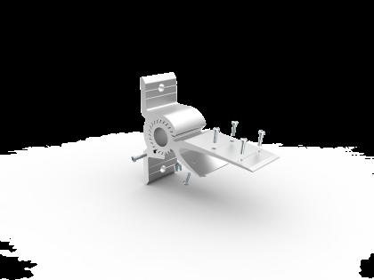 Verstelbare lamelhaak 45mm [133160 L300] brute