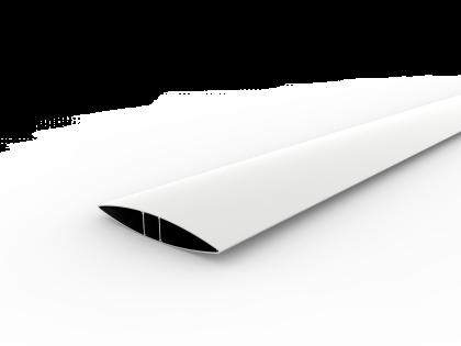 Pyloon / Lamel 400mm brute Lengte: 4000mm