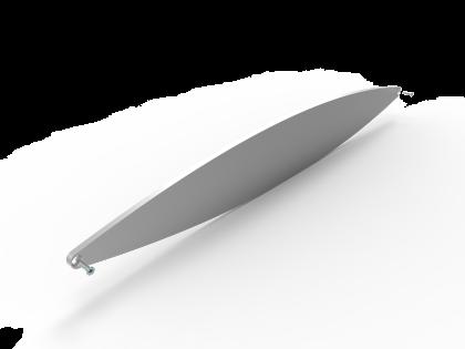 Pyloon / Lamel afdekkap 500 brute (E+2S)