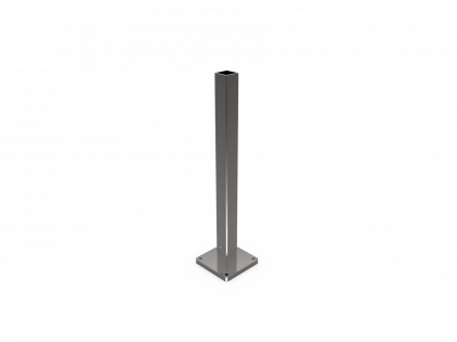 Staalverzinkte voeten t.b.v. Pyloon 80 ST
