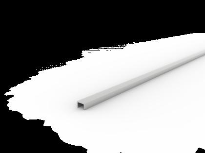 Omega-inlegprofiel 9,6 x 6,5 mm