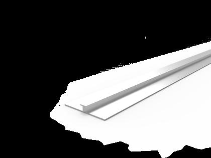 Koppelprofiel 180° H 4 vom-1 4100 silver