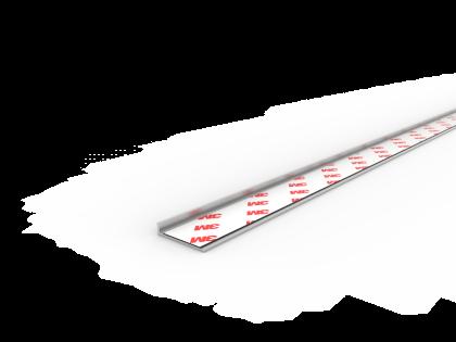 Randafwerkingsprofiel 4 mm vom-1 4100 (+ tape)