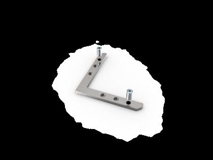 Hoekverbinder S staal inbus (H+2i) (NIET 131104/106 BF2015)