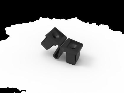A-stand Verbindingstaander kunststof(+2B)