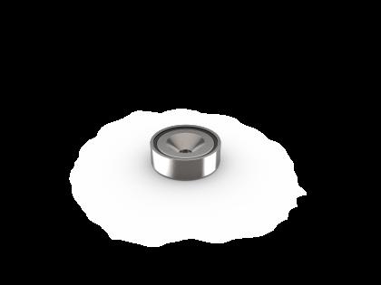 Heavy Duty Magneet 25 x 8,5 mm (met contra ring)