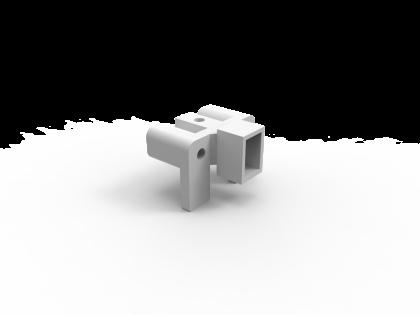 Terras 50 Kunststof montageblok (2B+B+3M)