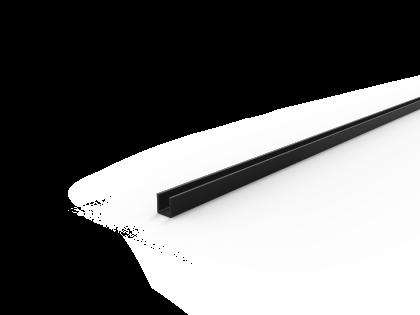 Terrace 50 glas/paneel rubber (rol a 100mtr)