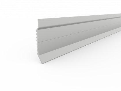 Muuraansluitprofiel AS50 L 2500 mm