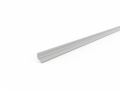 Lekdorpel 15x9 mm L 5000 mm