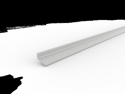 Lekdorpel 25x10 mm L 5000 mm
