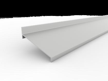 Lekdorpel 100x30 mm L 5000 mm
