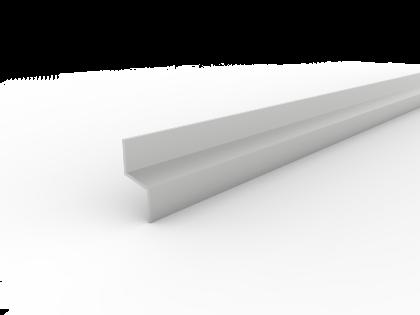 Lekdorpel 22x20x22 mm L 6000 mm