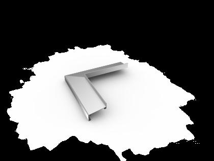 Buitenhoek 30SL 75 mm gelast brute