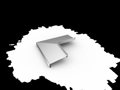 Buitenhoek 30SL 135 mm gelast brute