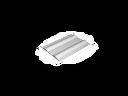 Koppelstuk 30SL 150 mm brute