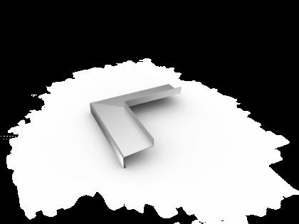 Buitenhoek 40SL 90 mm gelast brute