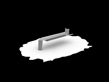 Buitenverstekhoek 40SL 110 mm brute