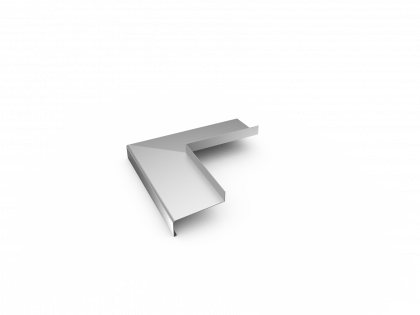 Buitenhoek 40SL 110 mm gelast brute