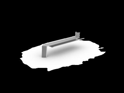 Buitenverstekhoek 40SL 120 mm brute