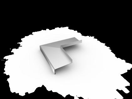 Buitenhoek 40SL 120 mm gelast brute